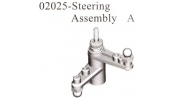 Himoto/HSP Servo Saver 02025 Steering Assembly A