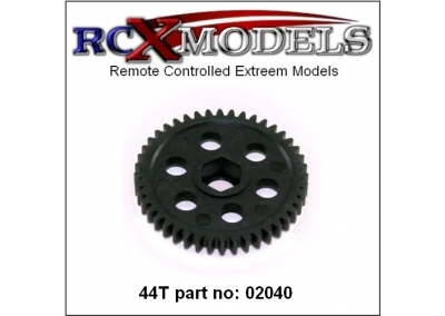 02040 44T Replacement 1st Gear Nitro HSP HIMOTO On Road Car