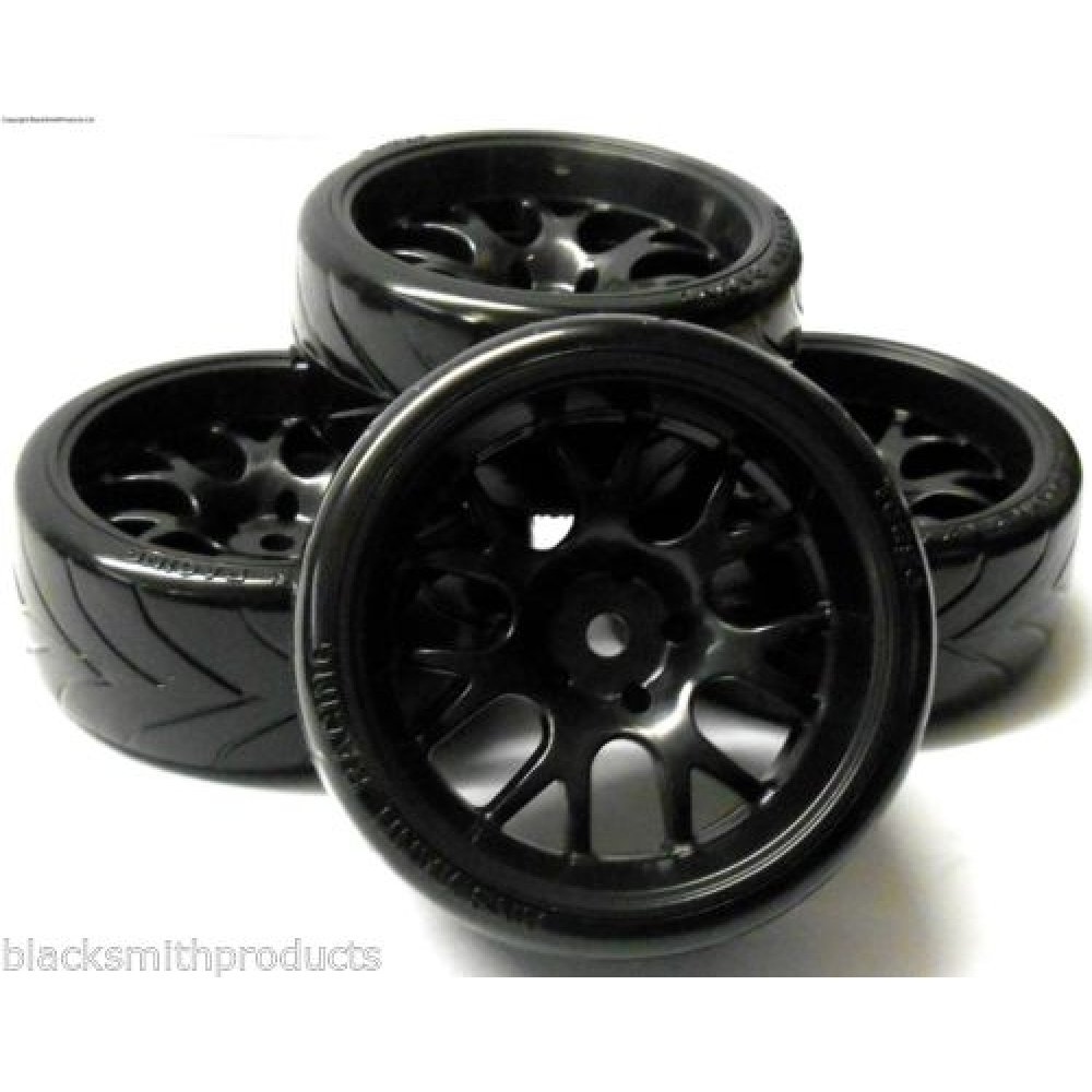 1 10 On Road Wheels Tyres Rc Car Drift