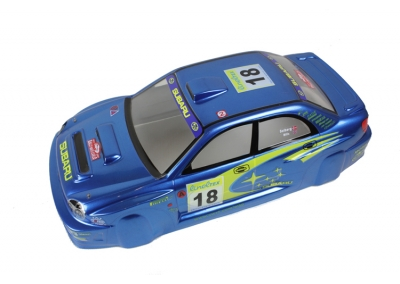 1/10 Scale Car On-Road Spare Body - Subaru Impreza