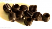 M4 x 4mm Drive Shaft Cup Grub Screws