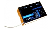 28463 2.4ghz 3 Channel 3ch Receiver built in Fail Safe